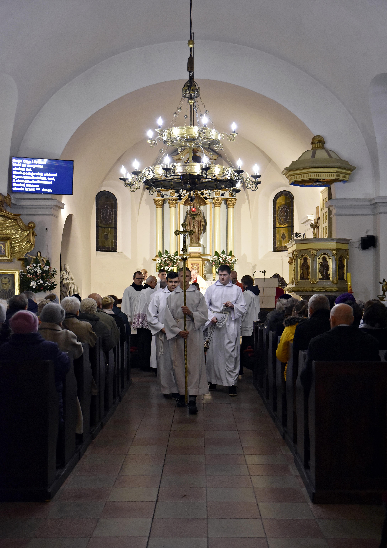 Odpust parafialny 25.11.2019r.